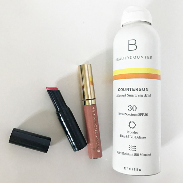 SUMMER MUST HAVES // BEAUTYCOUNTER