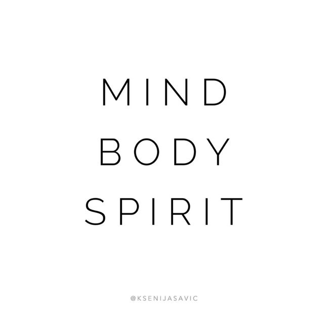MIND BODY SPIRIT : 22 DAY RESET