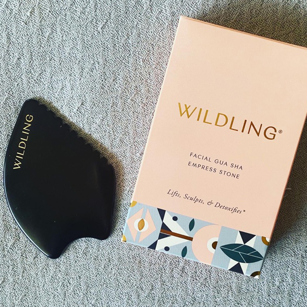 GUA SHA // WILDING BEAUTY